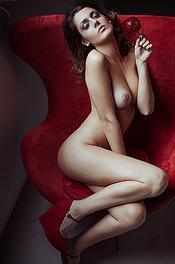 Alluring Naked Priscila Kaohana 10