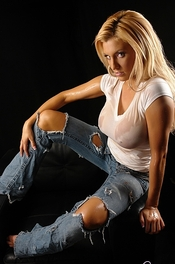 Ember Reigns In Ripped Jeans 03
