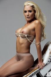 Jennifer Vaughn posing in pantyhose 07