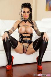 Very Hot Tattooed Bitch Christy Mack 08