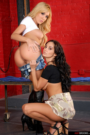 Amy Brooke & Ava Adams 10