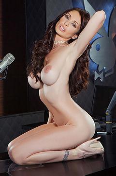 Playboy Radio Hostess Holli Pockets