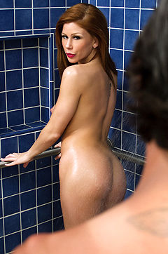 Brooklyn Lee - Sex In The Bathroom