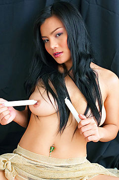 Cute Asian Jib from Bitches porn pics