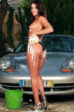 Venus Carwash Girl