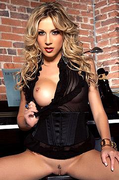Julia Crown Plays Piano