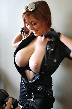 Tessa Fowler Sexy Cop from Bitches porn pics