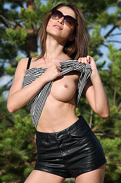 Jasmin's Round Ass