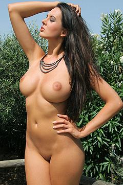 Busty Winona Is Naked