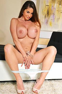 Cathy Heaven Huge Tits