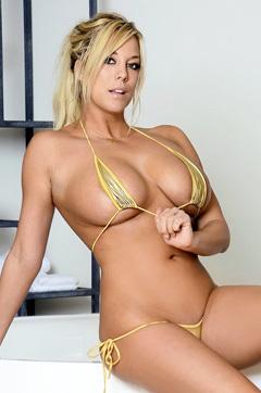 Xo Gisele Gold Bikini