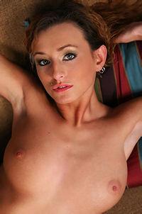 Dominika J In Sexy Stockings