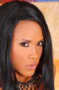 Keisha Kane - Black Leather
