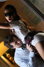 Asian Schoolgirl Elle Is Tied And Fucked 06