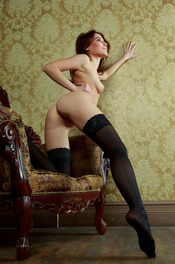 Young Erotic Beauty Babe Nikia 07