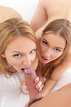 Alexis Crystal And Belle Claire